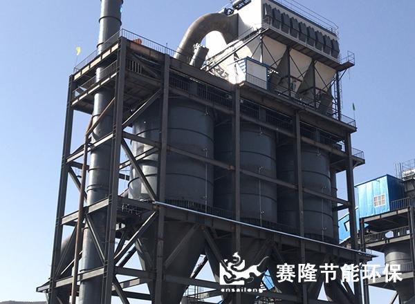 煤磨式除尘器