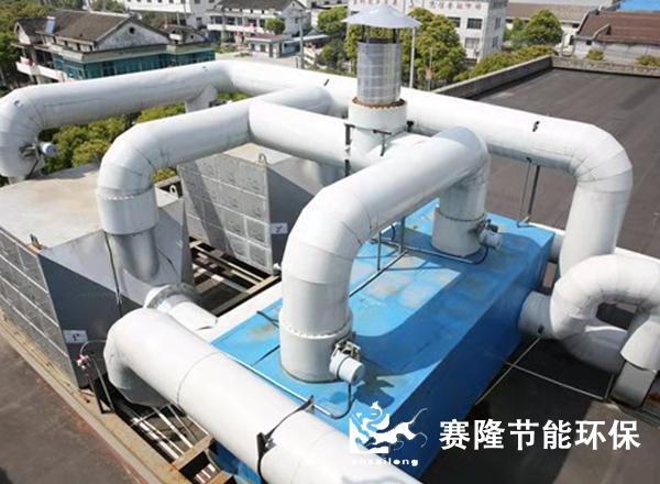 RCO有机废气治理系统